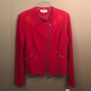 Kate Rosy Jackets & Coats - ❣️SOLD kate rosy red jacket NWT